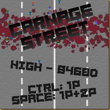 Carnage Streetタイトル