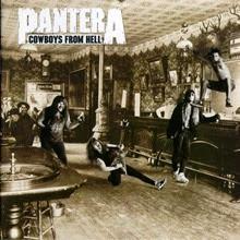 Pantera Cowboy From Hell