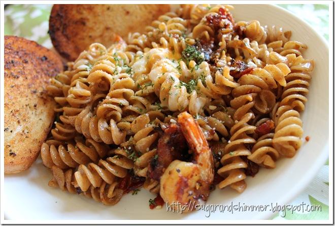 Shrimp Rotini