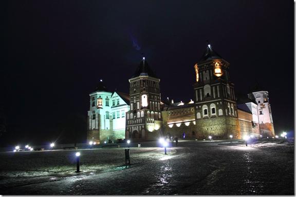 Мірський замок