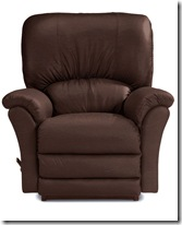 recliner_504_Calvin in hot buy brown leather