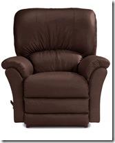 recliner_504_Calvin in hot buy brown leather