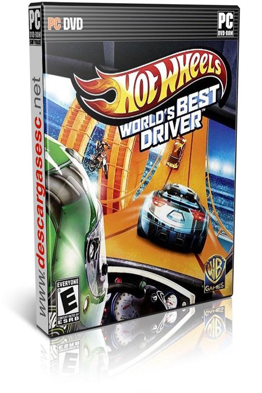 Hot Wheels Worlds Best Driver-SKIDROW-PC-cover-box-art-www.descargasesc.net