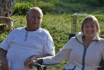 Tim & Denise
