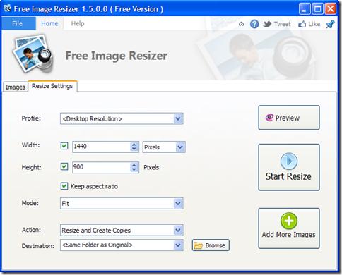 Free Image Resizer Resize Pictures Pro