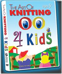 Art of knitting DVD
