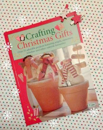 Crafting christmas gifts tilda