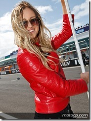 Paddock Girls Iveco Australian Grand Prix 16 October 2011 Phillip Island Australia (23)