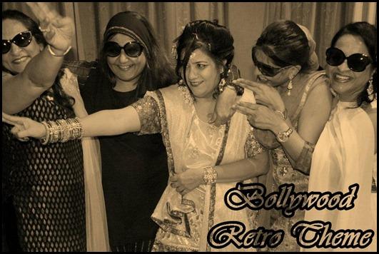 Bollywood Retro Theme