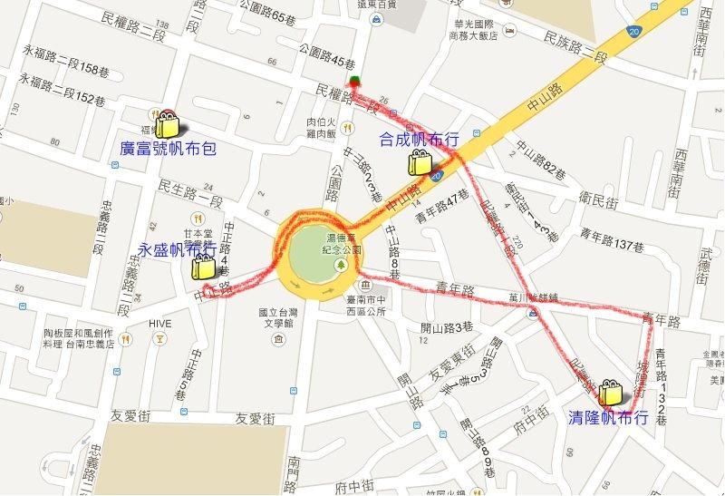 帆布map02