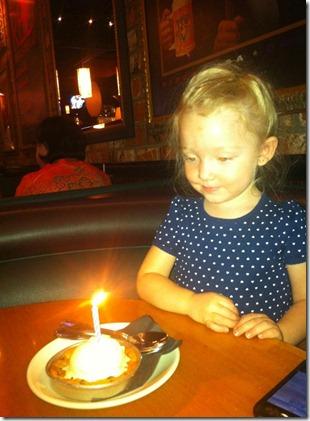 05-27-11 Katelyn 3rd bday dinner at BJs