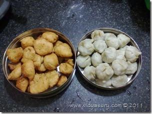 VidyaSury wada and modak