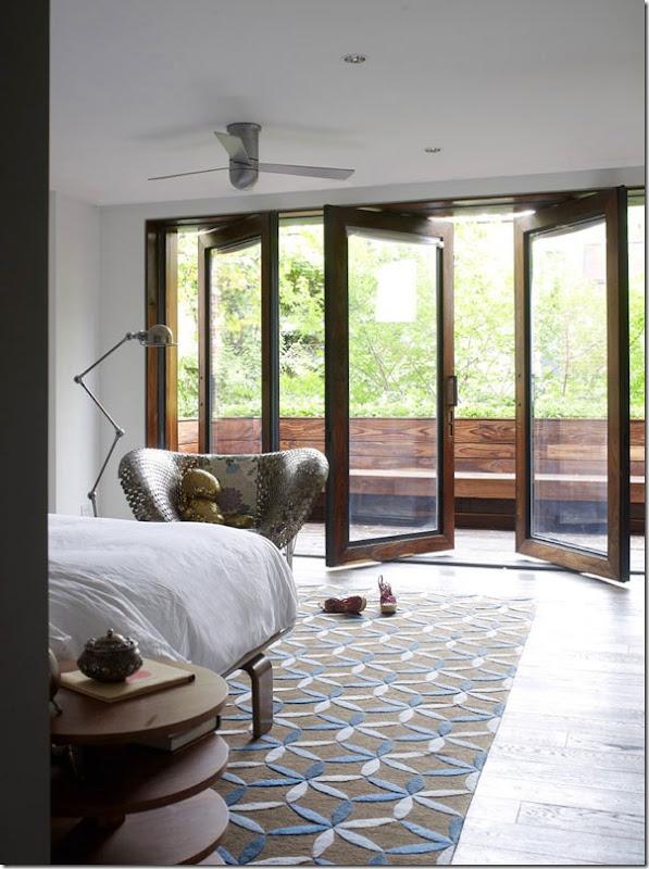case e interni - Chelsea - casa moderna - tre piani (12)