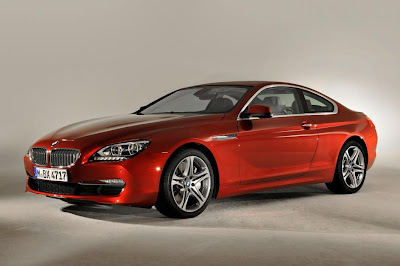 BMW 650i Coupe (2012) Front Side