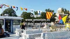 bm-image-717671 Premiär för eldriven färja Sjövägen. Med amorism