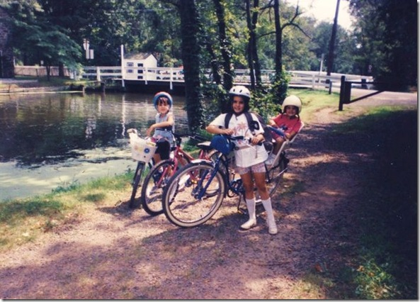 Canal Bike Ride