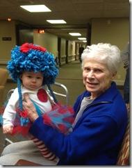 grandma halloween