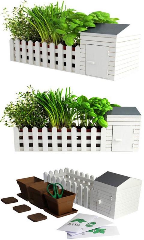 Mini-Jardim-3-vasos-Casinha-Cerca-Branca