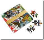Christian Lacroix Reversible Jigsaw Puzzle