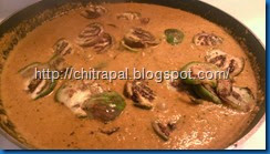 Chitra Pal South Indian Style Baingan or Eggplant (42)