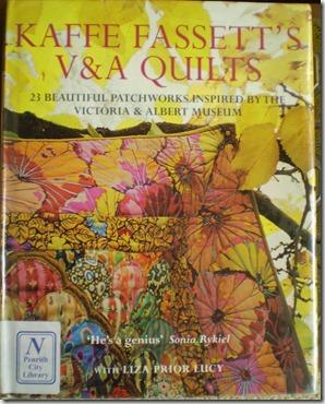 Kaffe Fassett's V&A Quilts