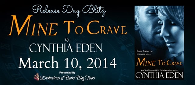 Mine To Crave Release Day Blitz - Banner