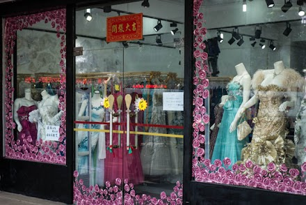 [Guangzhou wedding dress street]