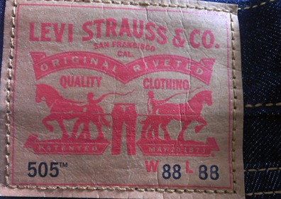 Levi Strauss Label