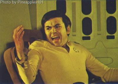 Chekov with kung-fu grip