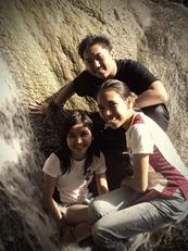 Anj, Leizel and Kyle