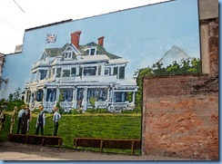 8335 East Main St - Welland - mural #19 The Welland Club