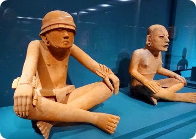 Pre-Columbian ballplayer. 60-900 AD