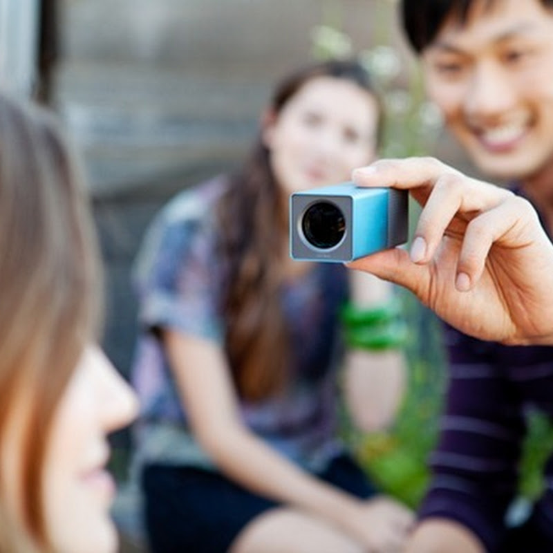 Lytro Announces Light Field Camera That Let You Shoot First, Focus Later