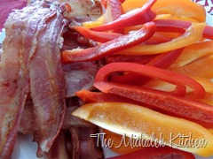 Bacon and Sweet Peppers