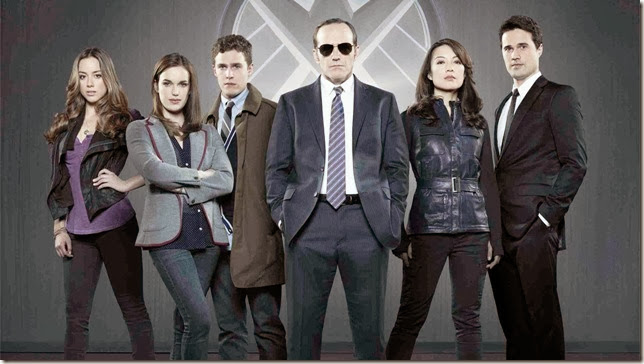 Not your father's S.H.I.E.L.D. agents