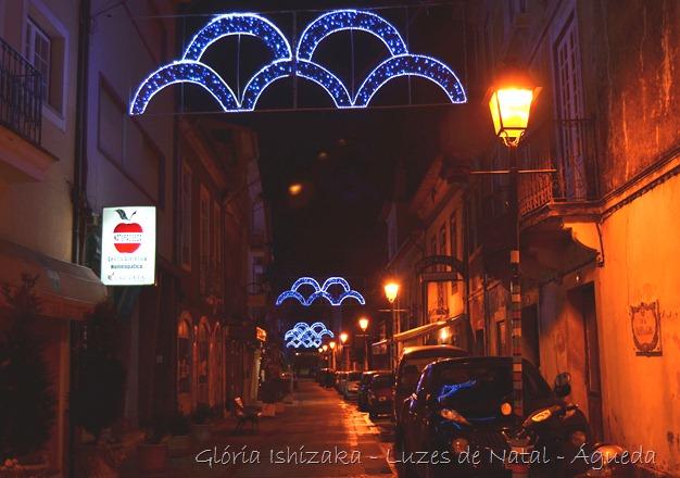 Glória Ishizaka - Luzes de  Natal - Águeda 8 rua vasco da gama