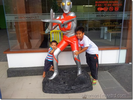 ultraman brothers 9