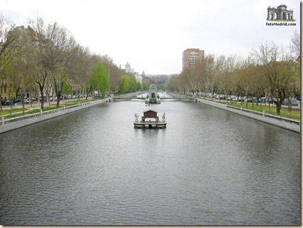 Rio Manzanares-