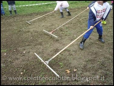 I bambini delle classi 1° della Scuola Primaria di Padulle piantano il grano! (23)