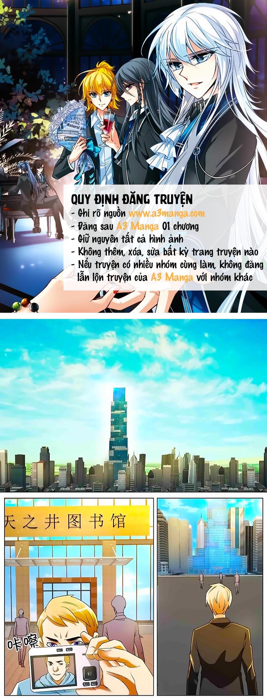 Thiên chi tĩnh – chap 5
