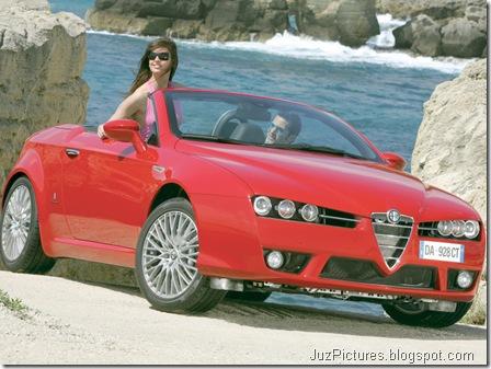 Alfa Romeo Spider (2006)5