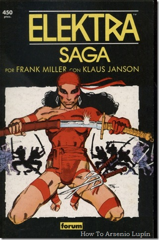 2012-07-16 - Daredevil - Saga de Elektra