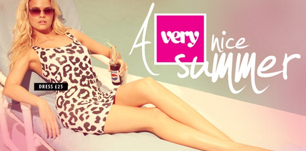 Summer with Very.co.uk