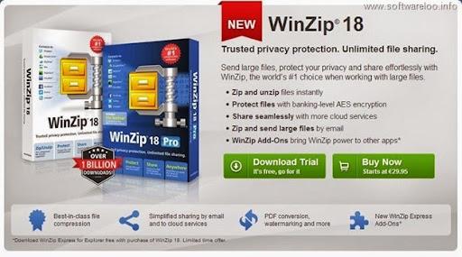 Download WinZip - Windows 10 version Free Latest WinZip