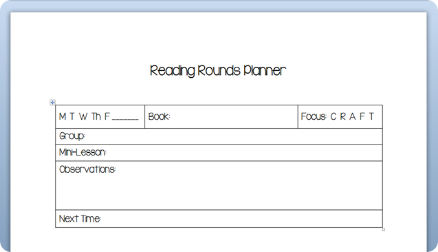 Blog- Reading Round Planner Preview 1
