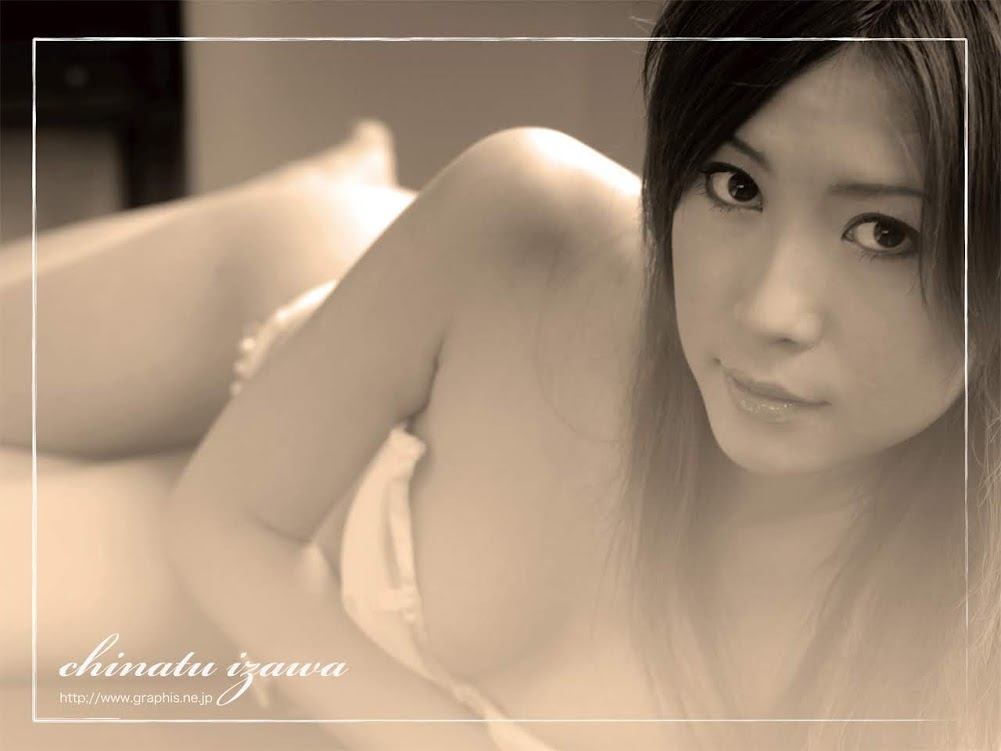 [Graphis] Graphis Gals No. 124: Chinatsu Izawa - Presentiment - idols