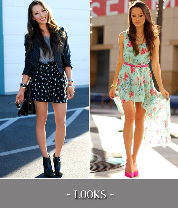 Looks-Inspiraes-Vestido-Mullet-Saia-Jaqueta-Couro-Ankle-Boot
