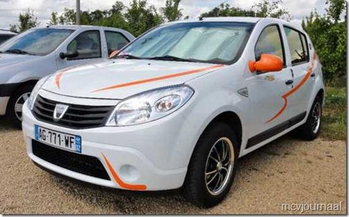 Dacia Sandero Pimp 01