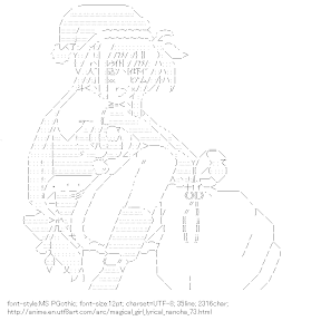 [AA]Fate Testarossa SantaClaus (Magical Girl Lyrical Nanoha)