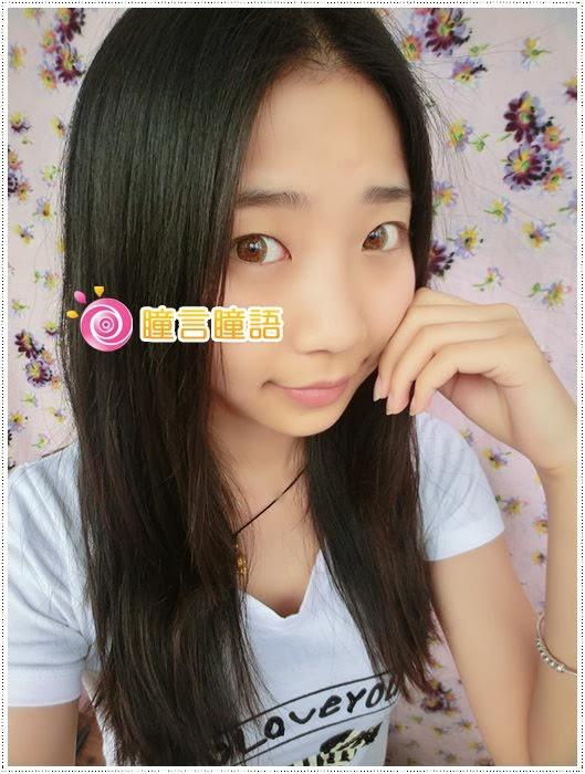 日本EOS隱形眼鏡-Baby Doll混血娃娃咖6